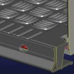 Lockable access covers, Locking manhole covers, Lockable manhole cover