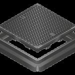 non corrosive composite cover