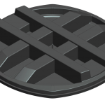 Composite access cover, Strong access cover & frame, Composite covers