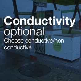 conductive / non conductive