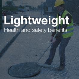 lightweight manholecover