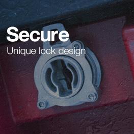 secure manhole cover