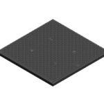 BM8080 composite manhole cover